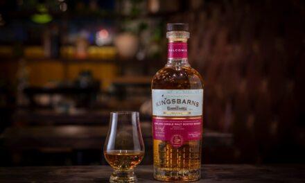 Kingsbarns Distillery lanza el whisky Balcomie