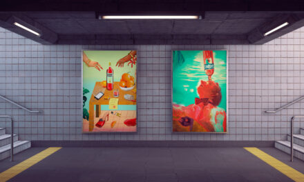 5 artistas belgas colaboran con Campari para crear los nuevos anuncios «Campari Creates»