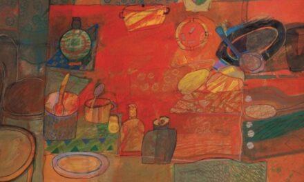 """""""La mesa"""" (1977), de Lola Massieu"""