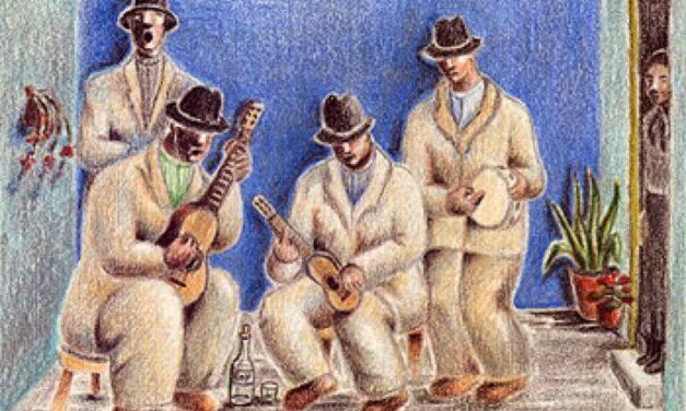 """""""Los parranderos"""" (1956), de Jane Millares"""