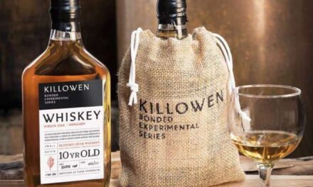 Killowen lanza 10 Year Old Whisky Finished In Virgin Hungarian Oak, de Bonded Experimental Series