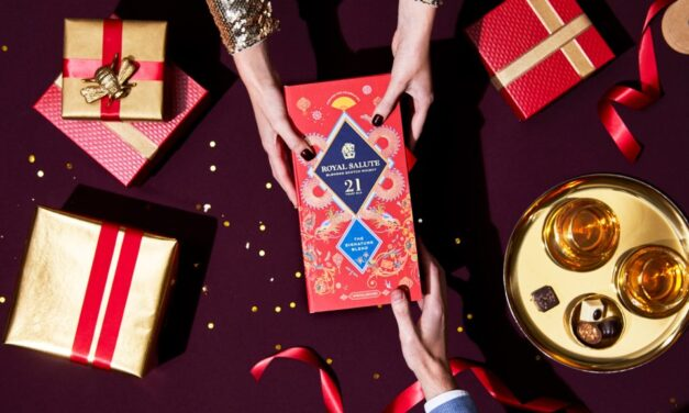 Royal Salute lanza 21 Year Old Signature Blend Lunar New Year Limited Edition