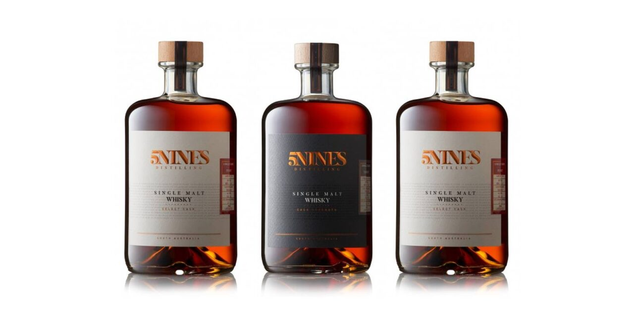 5Nines Distillery presenta single cask whiskies