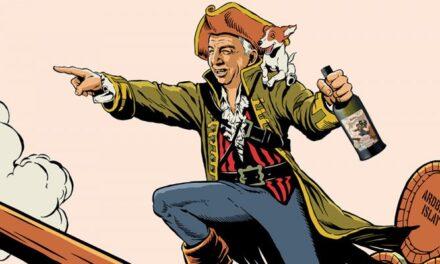 ¡Arrrrrrrdbeg! celebra la jubilación de Mickey Heads como primer whisky Ardbeg madurado en barrica de centeno
