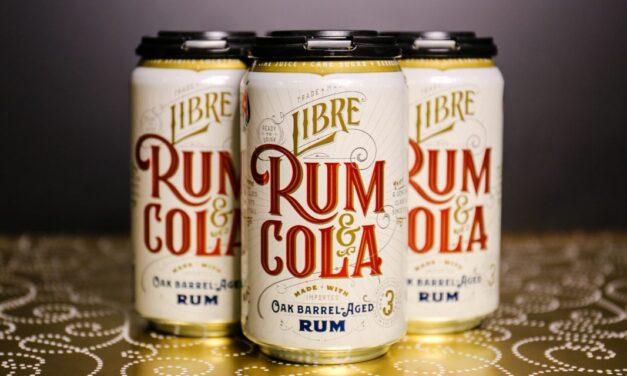 Abita salta a los cócteles enlatados con Libre Rum & Cola