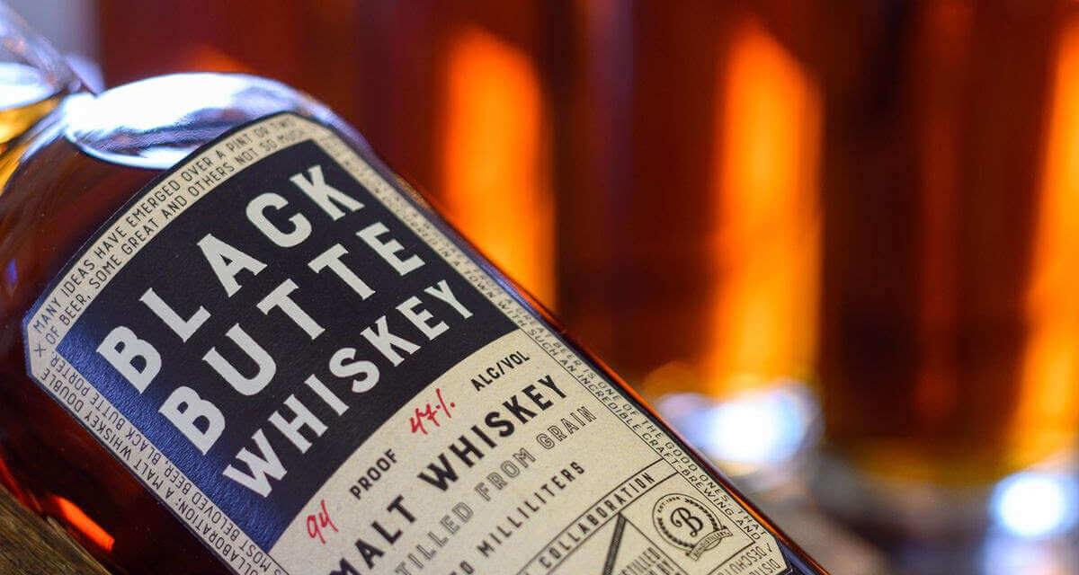 Crater Lake Spirits se asocia con la cervecería Deschutes en Black Butte 5-Year American Malt Whiskey