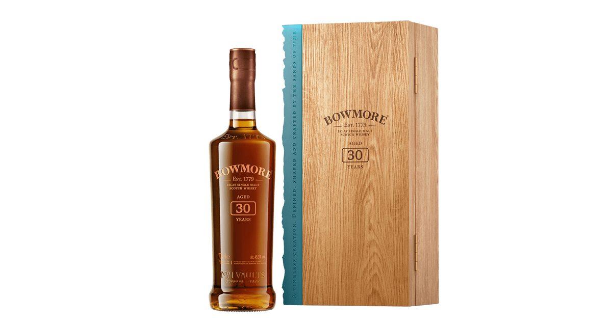 Bowmore lanza Bowmore 30 Year Old Annual Release Inaugural Edition