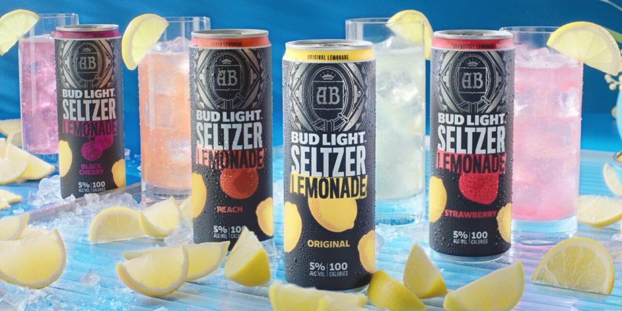 Bud Light Seltzer añade Bud Light Seltzer Lemonade a su gama RTD