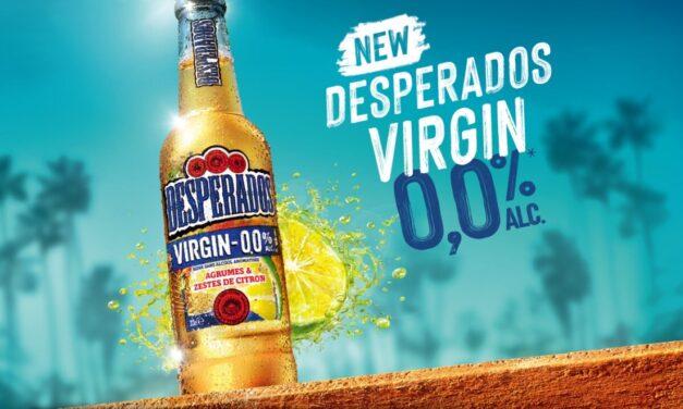 Desperados lanza Desperados Virgin 0.0%