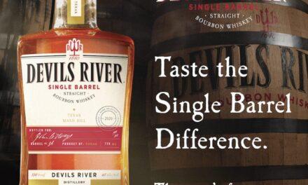 Devils River Distillery lanza Devils River Single Barrel Straight Bourbon Whiskey