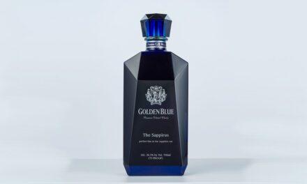 Golden Blue Sappirus se convierte en el primer whisky coreano exportado a EE.UU.