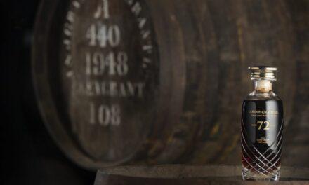 Gordon & MacPhail lanza 72 Year Old Glen Grant Scotch Whisky