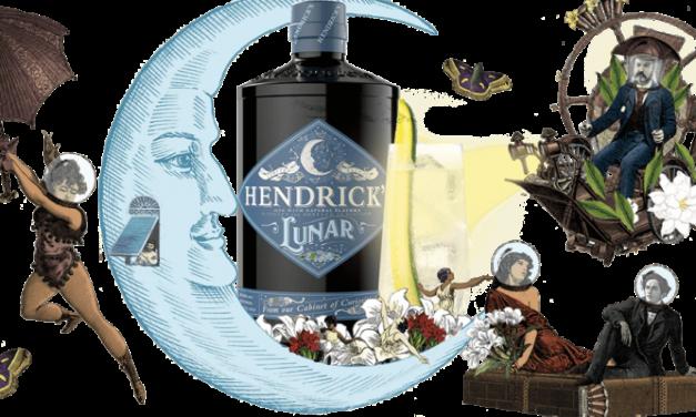 Hendrick's estrena su nueva ginebra lunar, justo a tiempo para la primera luna llena de 2021