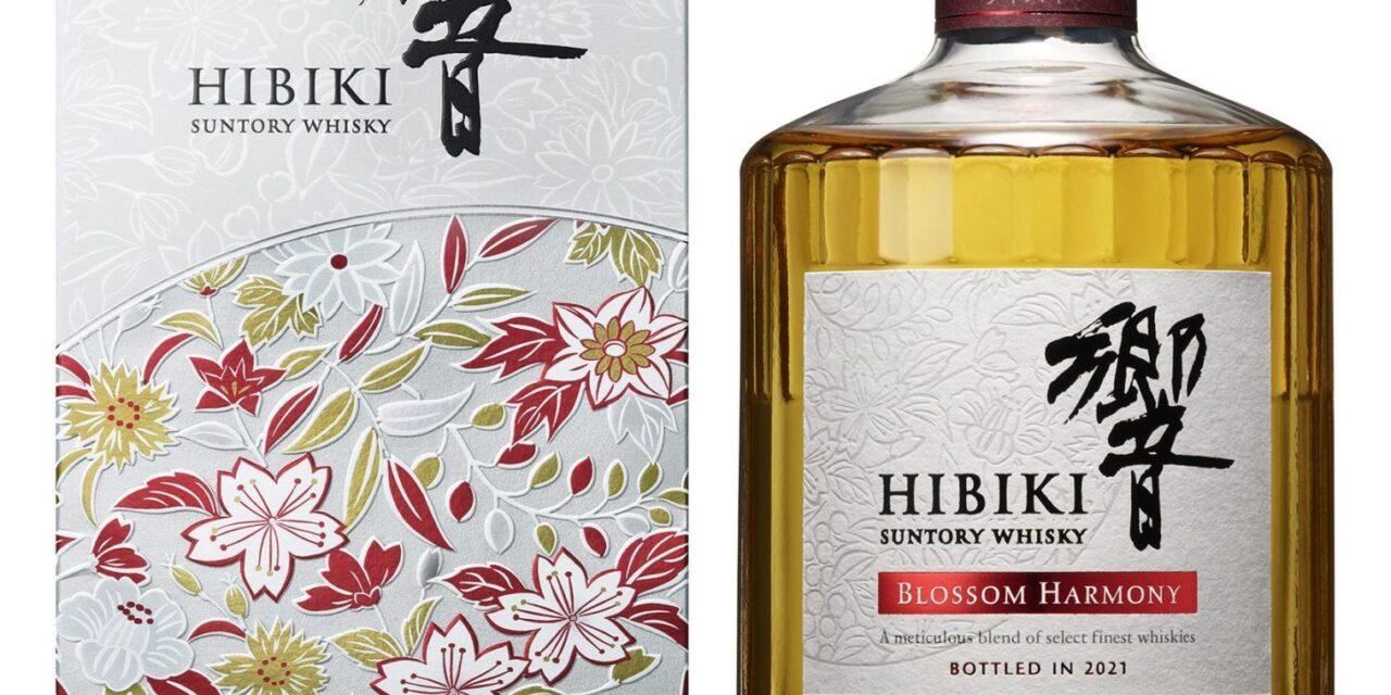 Suntory revela Hibiki Blossom Harmony, whisky envejecido en madera de Sakura
