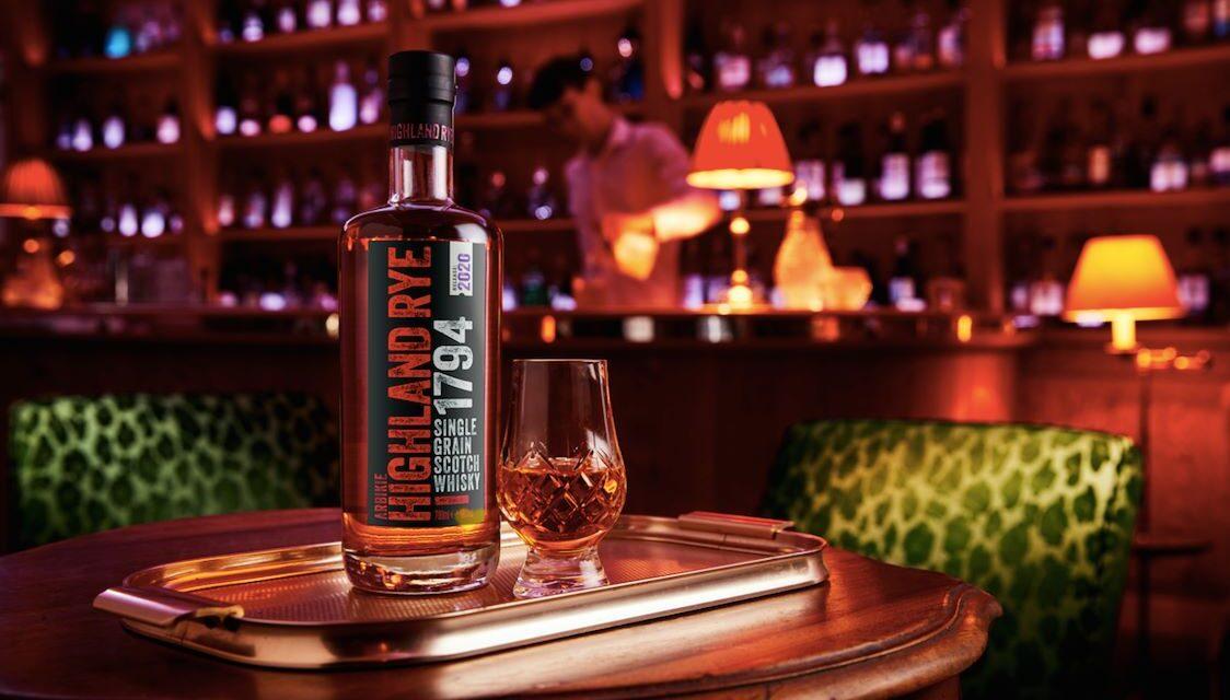 La destilería escocesa Arbikie Distillery lanza el Whisky Highland Rye 2020