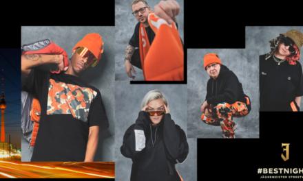 """Jagermeister presenta """"Best Nights"""", su primera colección de ropa"""