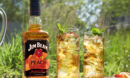 Jim Beam Peach se lanza con Asda