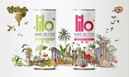 The Alcoholic Water Company lanza el hard seltzer Lilo