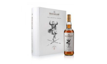 Macallan lanza Folio 6, la última adición a Archival Series