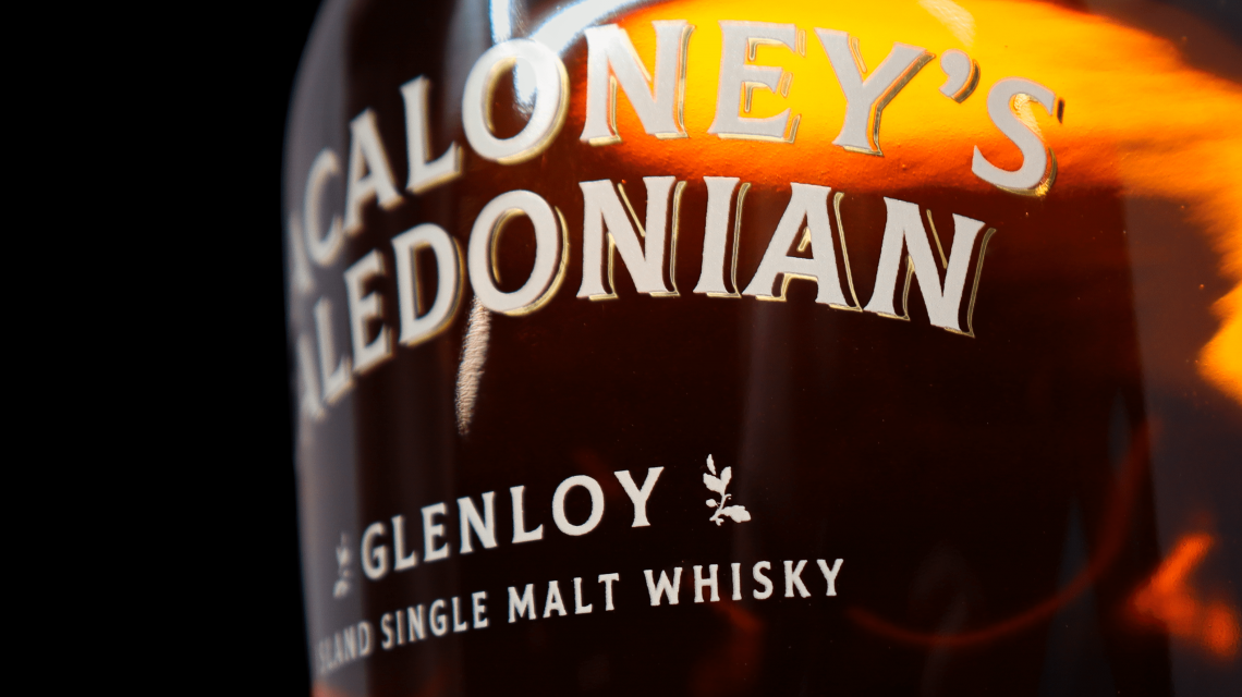 Macaloney's Caledonian Distillery lanza sus tres primeros whiskies