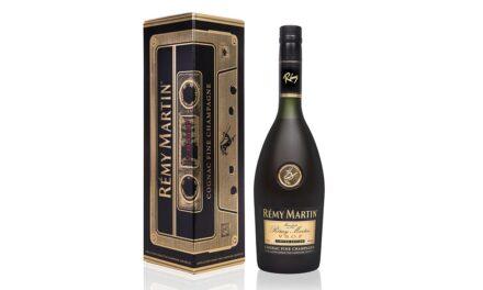 Remy Martin lanza una botella de edición limitada de Mixtape VSOP