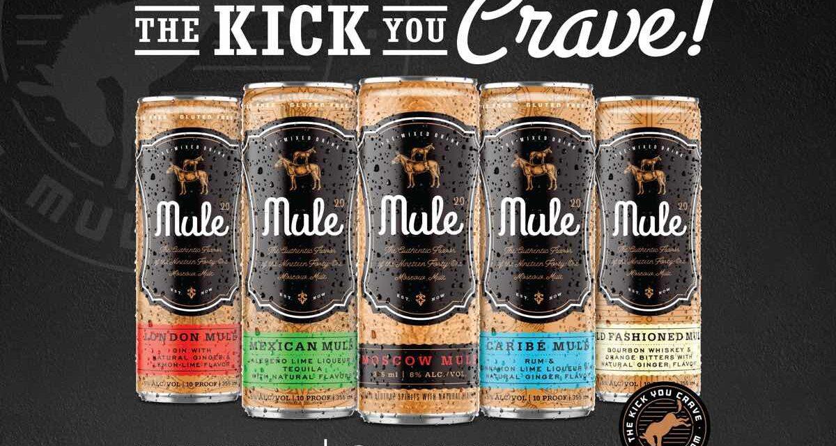 Mule 2.0 anuncia el lanzamiento de cuatro nuevos cócteles