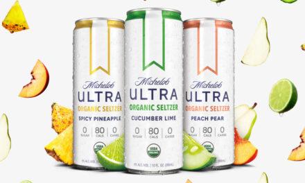 Michelob Ultra lanza la gama de Hard Seltzer orgánico