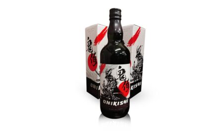 Milestone Beverages estrena el whisky japonés Onikishi