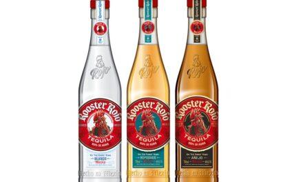 Rooster Rojo Tequila llega a Estados Unidos