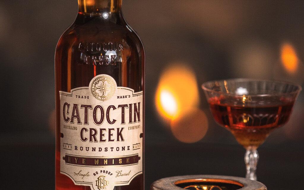 Catoctin Creek Distilling lanza la gama de whisky Roundhouse Rye