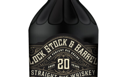 Cooper Spirits lanza Lock, Stock & Barrel 20-Year Rye Whiskey
