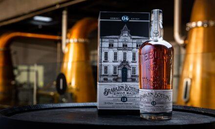 Teeling completa la serie de whisky de Brabazon con Series 4