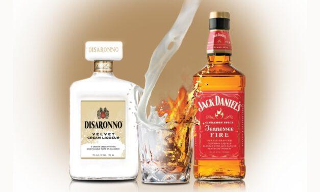 Jack Daniel's se alía con Disaronno en Velvet Fire