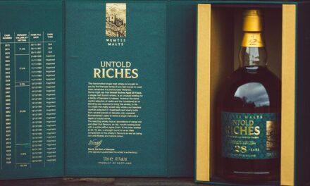 Wemyss Malts presenta Untold Riches 28 años, su primer whisky de malta