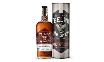 Teeling Whiskey revela Wonders of Wood Cherry Wood Cask