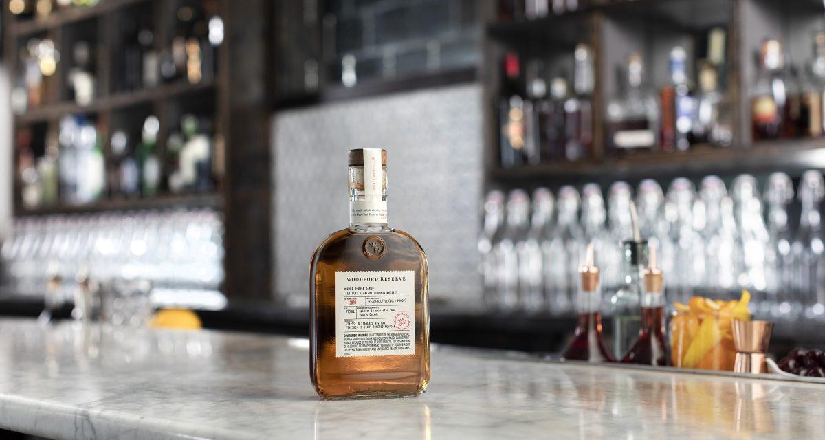 Woodford Reserve Double Oaked 2021 se lanza como parte de Winter Distillery Series