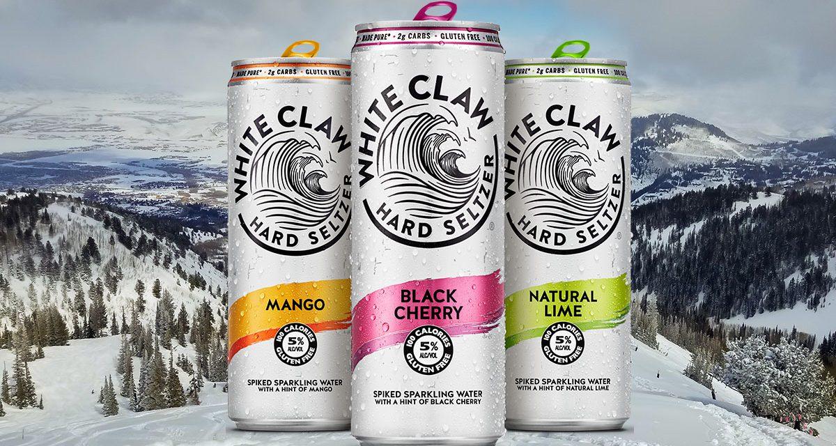 White Claw nombrado Hard Seltzer oficial del festival de cine de Sundance