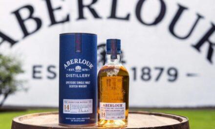 Aberlour presenta su nuevo whisky de 14 años, Aberlour 14 Year Old