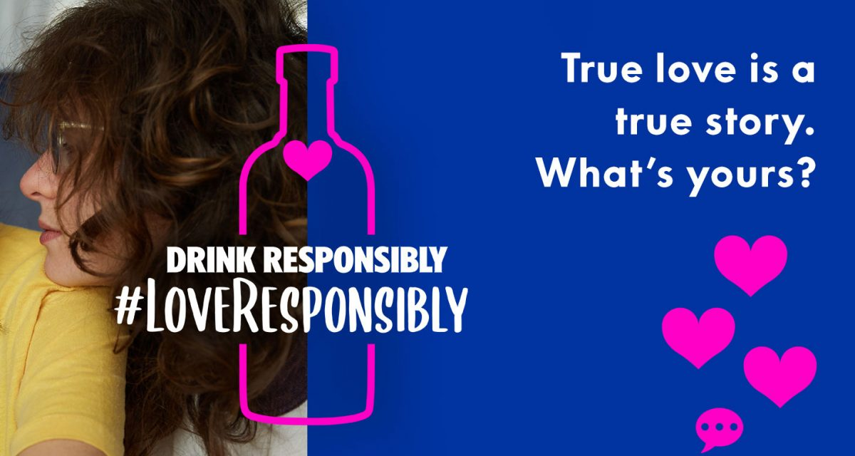 Absolut Vodka lanza la campaña #LoveResponsibly