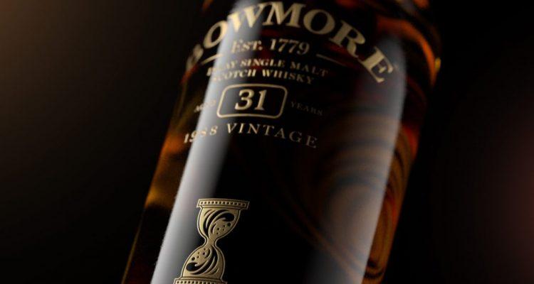 Bowmore añade whiskies de 31 y 27 años a la serie Timeless