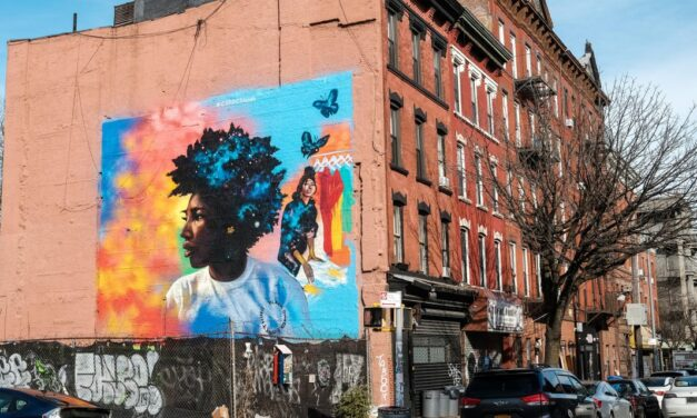 Ciroc se asocia con Love Watts para llevar a los Estados Unidos murales que representan la excelencia de raza negra moderna