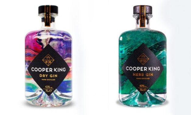 Cooper King Distillery Dry y Herb Gins tienen el certificado Carbon Negative