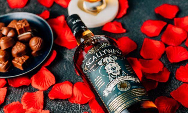 Douglas Laing lanza una campaña de Scallywag And Chocolate para el día de San Valentín