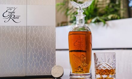 Double Eagle Very Rare Bourbon Third Edition llega a 101 Proof