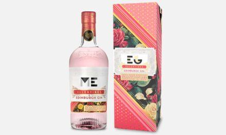 Edinburgh Gin ofrece botellas personalizadas de ginebra de edición limitada para San Valentín