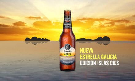 Estrella Galicia rinde homenaje a las Islas Cíes