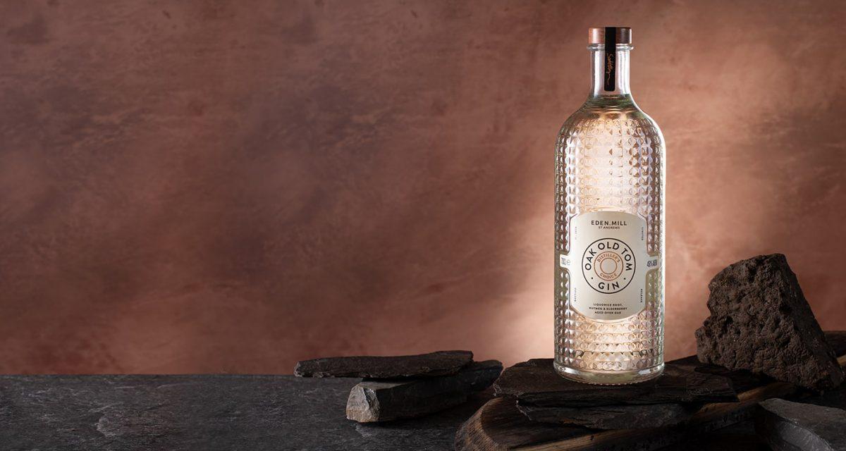 Eden Mill presenta la ginebra Oak Old Tom, primer lanzamiento de la gama Distiller's Choice