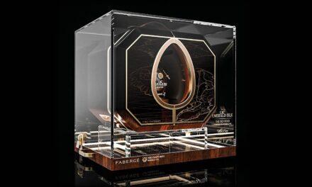 Fabergé presenta la colección de whisky Emerald Isle