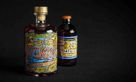 Foundry Distilling se une a Peace Tree Brewing para crear el whisky Blonde Fatale