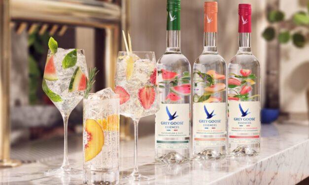 Grey Goose Essences infunde el vodka con frutas reales y productos botánicos exóticos
